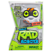 Really R.A.D Robots Yakbot White YB.02