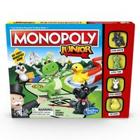 Hasbro Games Monopoly Junior Board Game