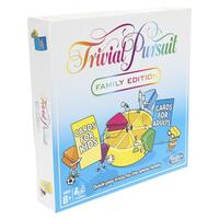 Hasbro Games Trivial Pursuit Family Edition Board Game
