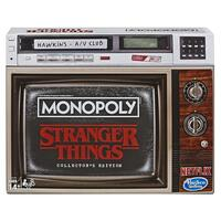 Hasbro Games Monopoly Stranger Things Collector's Edition Board Game