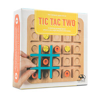 Marbles Brain Workshop Tic Tac Two Board Game
