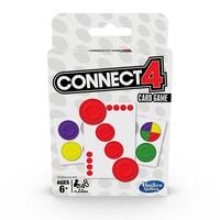 Hasbro Games Connect 4 Card Game