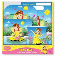 The Wiggles Emma Birthday Party Pack 40 Pieces