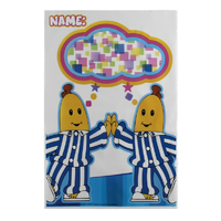 ABC Kids Bananas in Pyjamas Party Loot Bags 8 Pack
