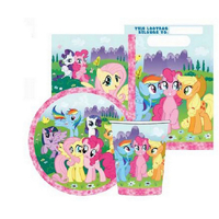 My Little Pony Friendship Party Pack 40 Pieces