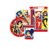 DC Comics DC Super Hero Girls Party Pack 40 Pieces