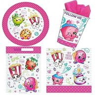 Shopkins Party Pack 40 Pieces