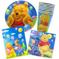 Disney Winnie the Pooh Party Pack 40 Pieces