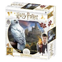 Super 3D 300pc - Harry Potter Hedwig