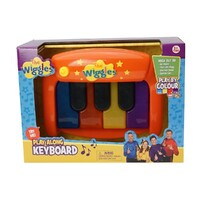 The Wiggles Play By Colour Keyboard