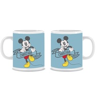 Mickey Mouse Blue Mug