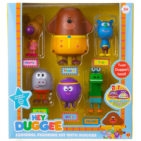 Hey Duggee and Squirrels 6 Figure Gift Set