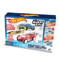 HOT WHEELS MAKER KITZ: STUNT CHALLENGE (TWIN PACK)