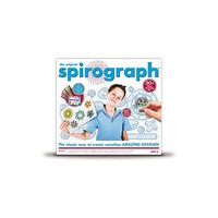 The Original Spirograph Kit with Markers 30+ Pieces