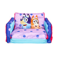 Bluey Inflatable Kids Flip Out Sofa