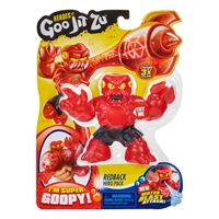 Heroes of Goo Jit Zu Redback Water Blast Attack Hero Pack Action Figure