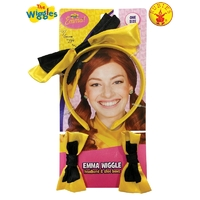 The Wiggles Emma Headband and Shoe Bows