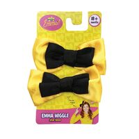 The Wiggles Emma Shoe Bows