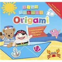 ABC KIDS Play School: Origami Activity Book