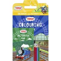 Thomas & Friends: Colouring and Activity Book