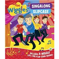 The Wiggles: Singalong Slipcase Song Books