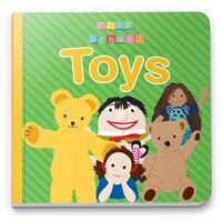 ABC Kids: Play School Toys Board Book