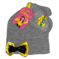 The Wiggles Emma Wiggle Beanie & Mittens 2 Piece Set