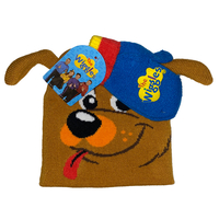 The Wiggles Wags the Dog Beanie & Mittens 2 Piece Set