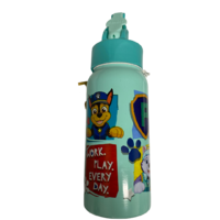 Paw Patrol 473mL Stainless Steel Bottle Green