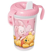 Disney Baby Winnie Training Tumbler Pink 300ml