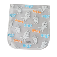 Bluey 3 pack Reusable Sandwich Bag